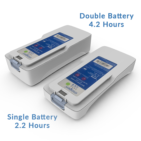 Inogen One G4 Lifetime Warranty Freedom Package 3   Inogen Portables @  OxiMedical