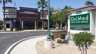 OxiMedical Respiratory in Phoenix, AZ