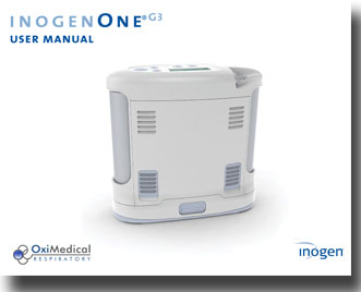 Inogen G3 User Manual